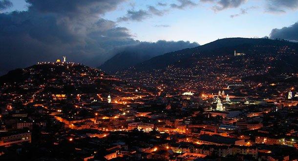 Quito nombrada una de las ciudades principales para for Ciudad jardin quito 2015