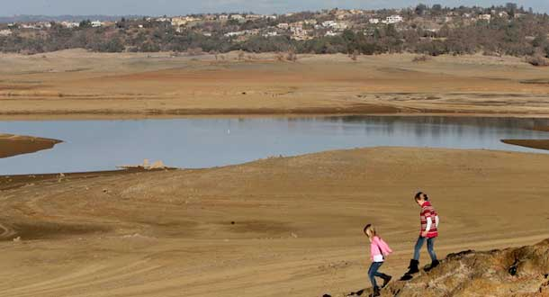 California se queda sin agua le queda suficiente para un - Agua sin cal ...