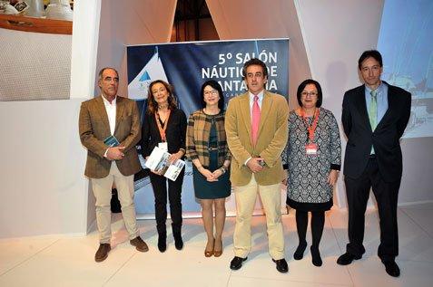 Salon Nautico de Laredo presentacion