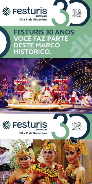 Feria de Turismo de Brasil