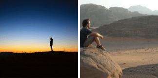 Viajar solo o solo viajar