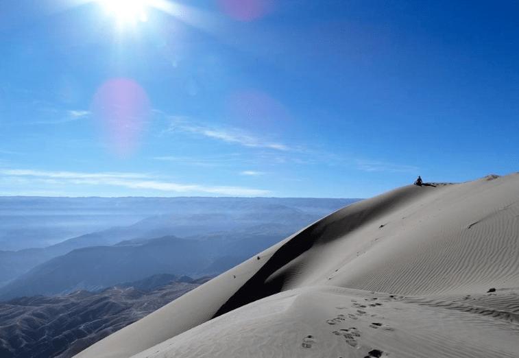 Turismo Siguiendo La Ruta Del Rally Dakar 2019 Trafficamerican