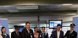 Vuelos directos de México DF a Cartajena de Indias, Colombia